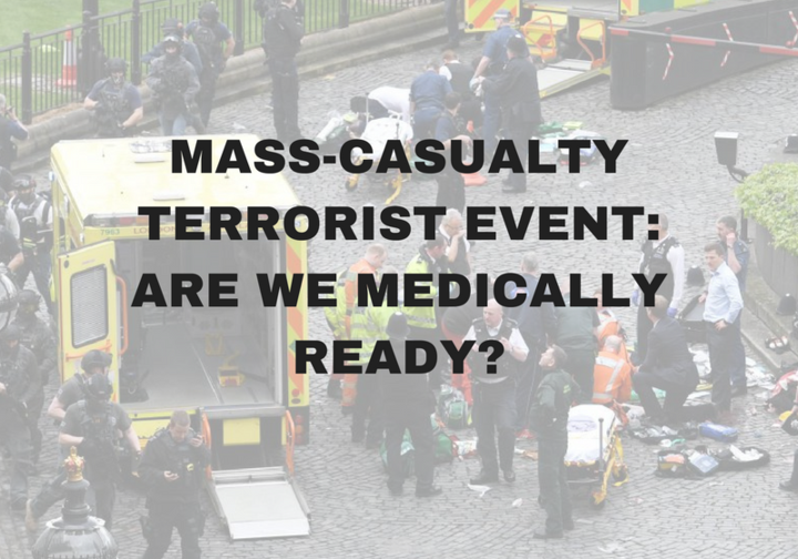 Mass Casualty Terrorist Event
